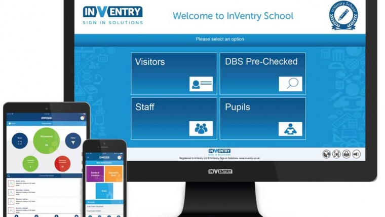 How the InVentry sign in system could help your school in a medical emergency